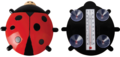 Thermometer-Lieveheersbeestje