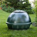 Globe 310 L warmte compostvat
