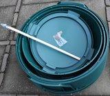 Green Johanna 330L warmte compostvat onderdelen