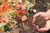 compost maken van GFT afval