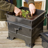 wormenbak, compost thee, compostvat, recycle GFT-afval
