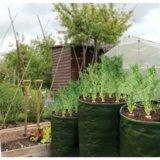 Grow-it Plantzakken voor groente, 3 maten