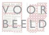 Zaadzakjes 'Pink Retro' als PDF bestand