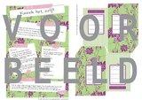 Set van 6 zaadzakjes op zelf te printen