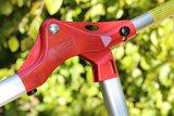 ARS Langarm takkenschaar 180cm, rood