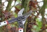 ARS Takkenschaar 81cm, XL, aambeeld, rood/grijs