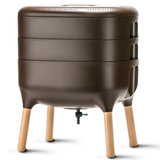 Worm composter - Bruin