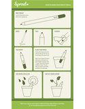 Sprout Gebruiksaanwijzing