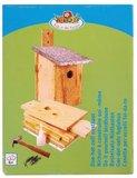 Nestkastje doe het zelf pakket van Esschert Design