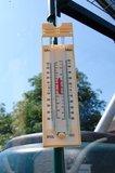 Minimum / maximum thermometer_