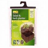 Planter voor sla en kruiden_