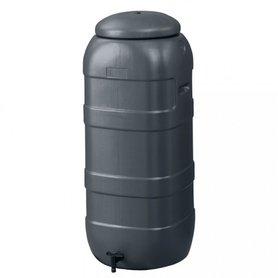 Mini regenton 100 Liter Antraciet