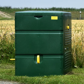 Aeroplus 6000 compostbak 600Liter