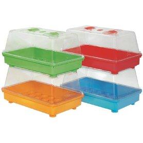 Mini-Serre voor zweltabletten - 4 kleuren