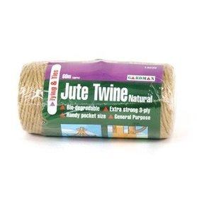 Jute bindtouw - 100 gram