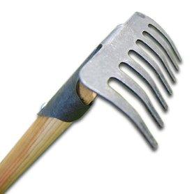 DeWit Junior hark met 75 cm steel