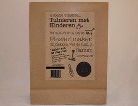 """Kindertuinpakket """"Mijn eerste tuintje"""" + boek!"""