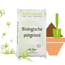 Bio-Kultura Biologische potgrond