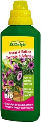 ECOstyle Terras & Balkon Plantenvoeding 1L