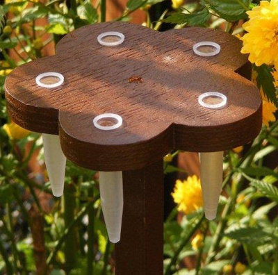 Vlindertafel Bloem