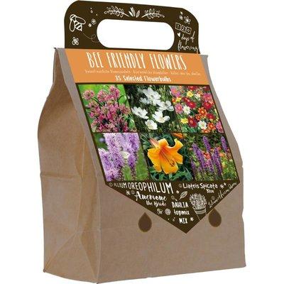 """Pick-up tas Voorjaarsbollen """"Bijenvriendelijk"""""""