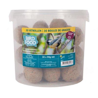Buzzy ® Bird Food vetbollen zonder netje