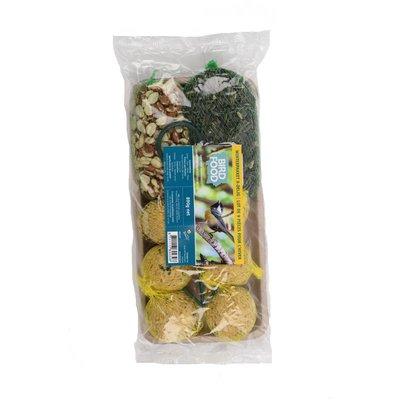 Buzzy ® Bird Food Winterpakket 9-delig 890g