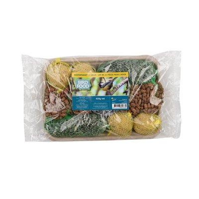 Buzzy ® Bird Food Winterpakket 12-delig 920g