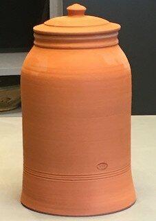 Bleekpot voor rabarber - Handgemaakt terracotta