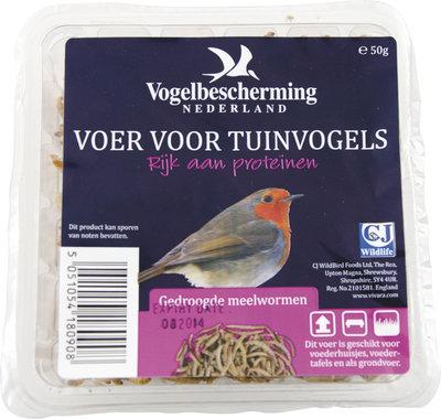 VBN Meelwormen (50 gram)