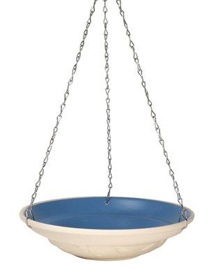 Vogelbad, hangende water- of voederschaal