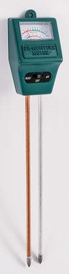 pH-meter en Vochtigheidsmeter