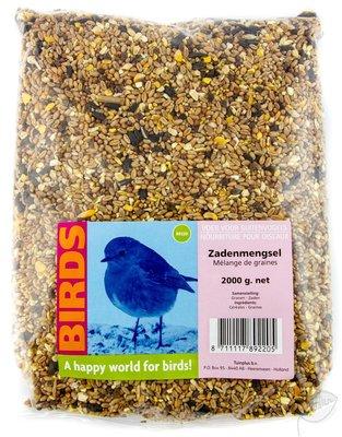 Birds Winterstrooivoer voor tuinvogels