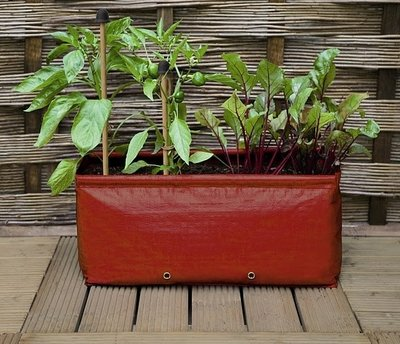Patio planters compact (2 stuks)