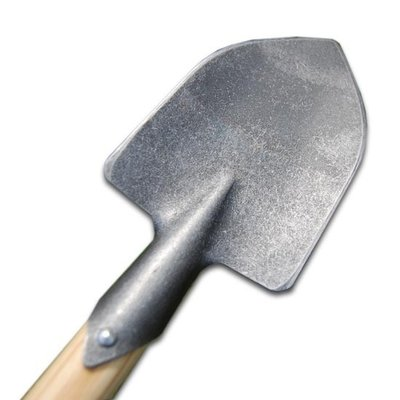 DeWit Junior puntspade met 75 cm steel
