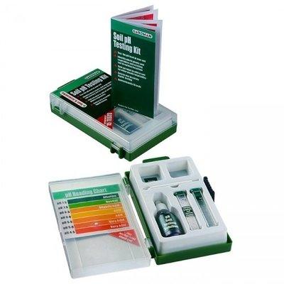 pH-testset voor tuingrond