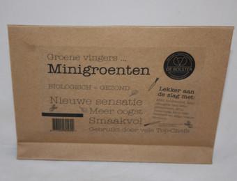 Pakket Minigroenten