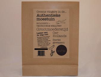 Authentieke Groentenpakket + boek!