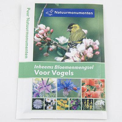 Natuurmonumenten Inheems bloemenmengsel voor vogels