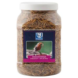Wildbird Meelwormen in pot 440 gr