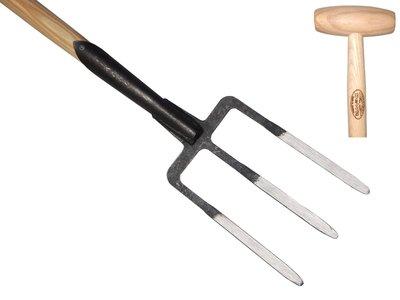 Spitvork 3-tands