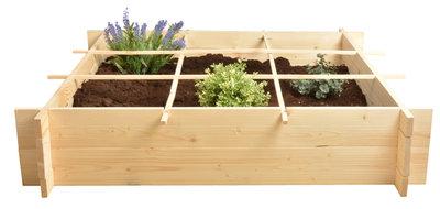 Makkelijke Moestuin - de vierkante meter tuinbak