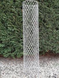 Boomkorf verzinkt 180 cm hoog - voorgevormd