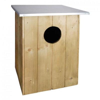 Nestkast voor Bosuilen