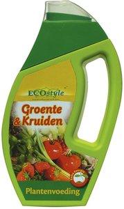Groente & Kruiden Plantenvoeding ECOstyle - 350ml