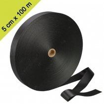 Boomband gordel op rol 5cm x50 meter
