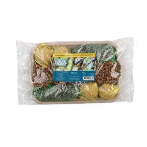 Winterpakket 12-delig Buzzy® Bird Food