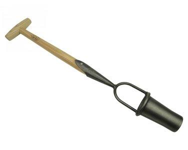 De Wit Bollenpoter Ø 50mm essen T-steel 400mm