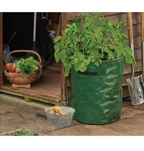 Grow-it Aardappel groeizak 2st rond 40cm
