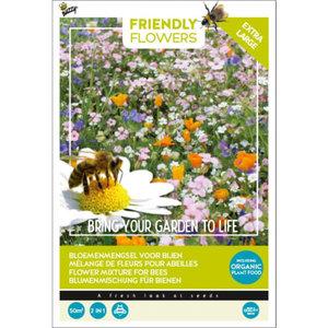 Buzzy® Friendly Flowers XL Bijen Laag 50m²